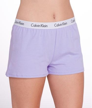 Calvin Klein: Shift Knit Sleep Shorts