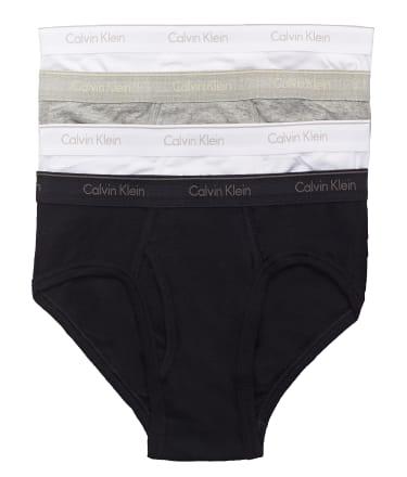 Calvin Klein Classic Low Rise Brief 4-Pack Underwear U4183 at  BareNecessities.com