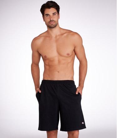 Champion: Cotton Jersey Shorts
