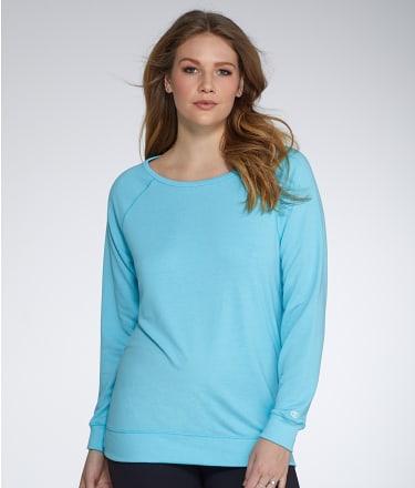 Champion: French Terry Crew Sweatshirt Plus Size