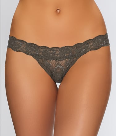 Cosabella: Never Say Never Relaxed Cozie Thong