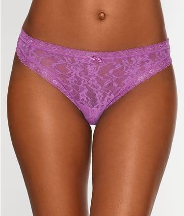 DKNY: Signature Lace Thong
