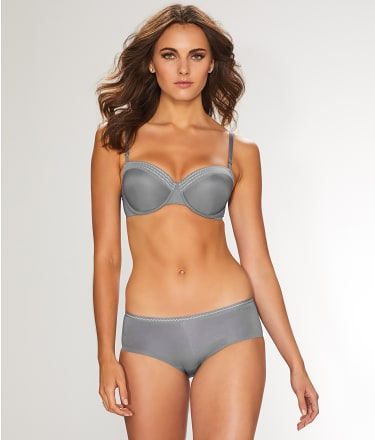 DKNY Essential Microfiber Balconette T-Shirt Bra DK2015 at ...
