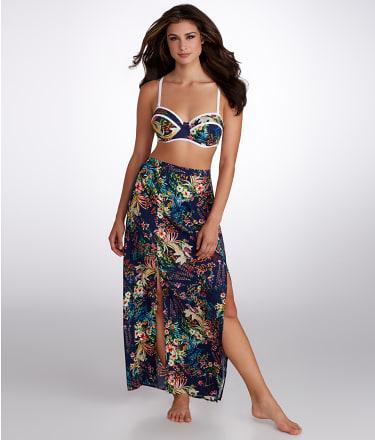 Freya: Club Tropicana Maxi Skirt Swim Cover-Up