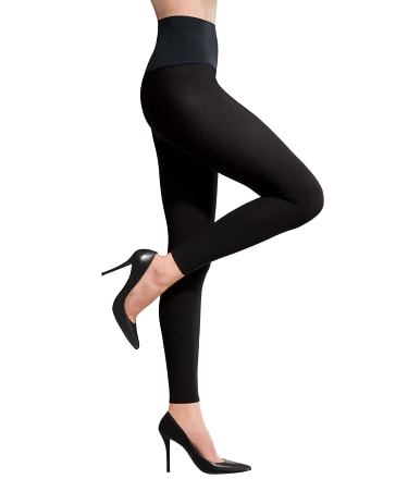 Commando: Perfectly Opaque Footless Tights