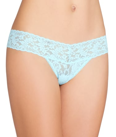 Hanky Panky: Signature Lace Low Rise Thong