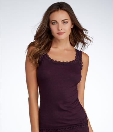 Hanky Panky: Heather Jersey Classic Camisole