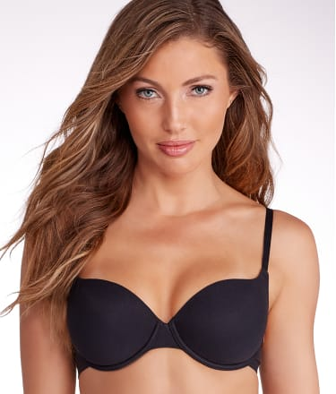 Hanro: Cotton Sensation T-Shirt Bra