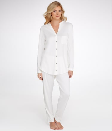Hanro: Pure Essence Knit Pajama Set
