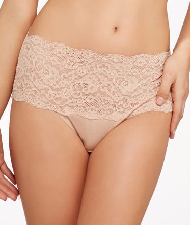 Hanky Panky: Silky Skin High-Rise Brief