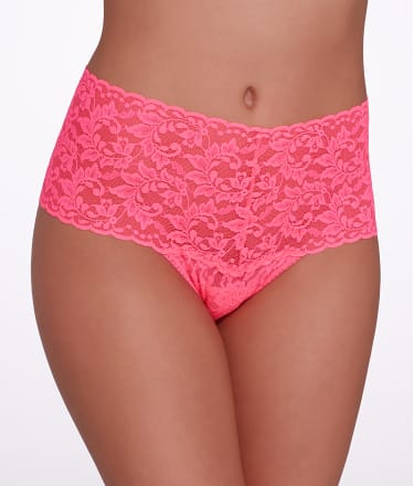 Hanky Panky: Signature Lace Retro Thong