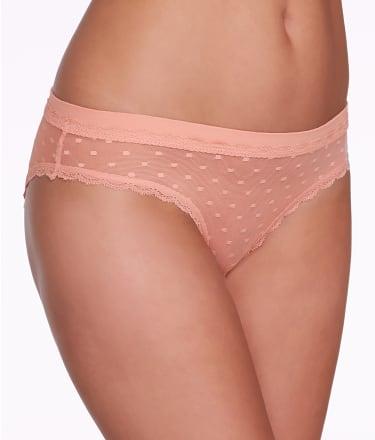 Honeydew Intimates: Maddie Mesh Bikini