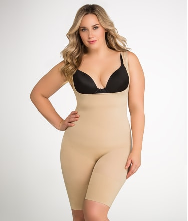 Julie France Ultra Firm Control Body Shaper Plus Size