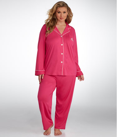 Lauren Ralph Lauren: Hammond Knits Pajama Set Plus Size