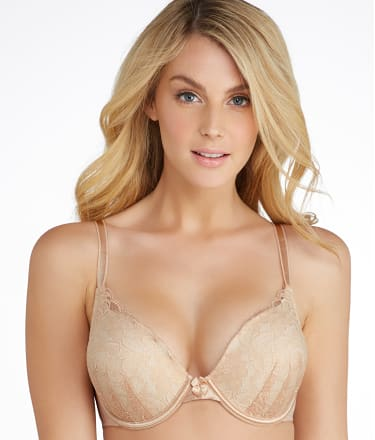 Lily of France: Ego Boost Lace Push-Up Bra