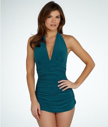 Magicsuit: Solids Yvonne Wire-Free Swimsuit