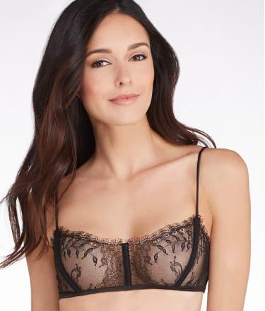 Maison close villa satine corset wire free bra 605842 at for Maison close