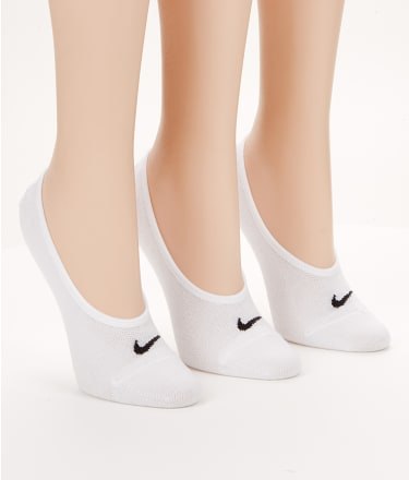 Nike: Lightweight Cotton Athletic Footies 3-Pack