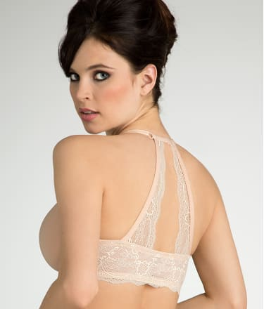 Parisa: Marseilles Lace Front-Close Bra