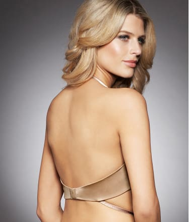Fine Lines: 6-Way Plunge Convertible Strapless Bra