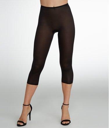 Spanx skinny britches smoothing capri shapewear 10059r at for Plus size spanx for wedding dress
