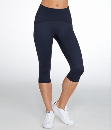 SPANX: Medium Control Capri Leggings