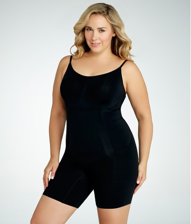 Spanx oncore firm control bodysuit plus size shapewear for Plus size spanx for wedding dress