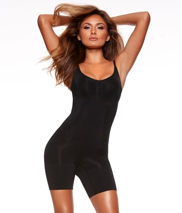 Spanx oncore firm control bodysuit shapewear ss1715 at for Plus size spanx for wedding dress