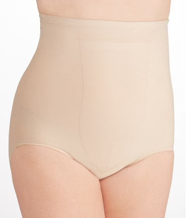 TC Fine Intimates: Medium Control High-Waist Brief Plus Size
