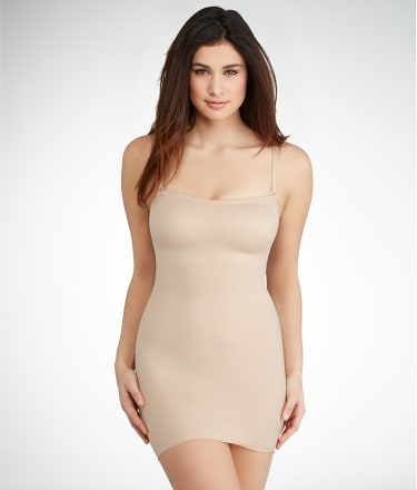 TC Fine Intimates: Medium Control Strapless Slip