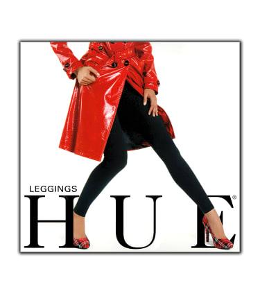 HUE: Cotton Leggings Plus Size