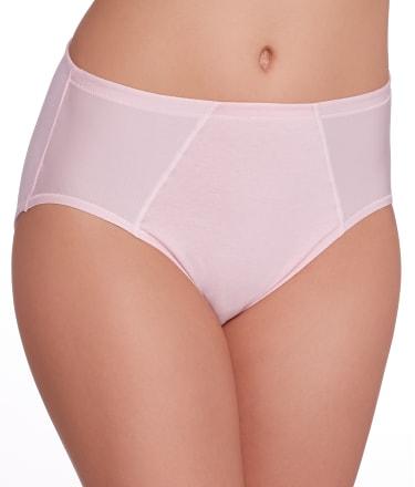 Vanity Fair: Cooling Touch Hi-Cut Cotton Bikini