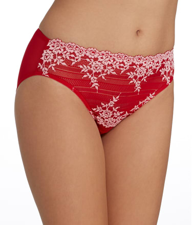 Wacoal: Embrace Lace Hi-Cut Brief