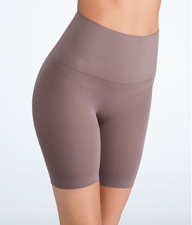 Yummie by Heather Thomson: Harlo InShapes Firm Control Mid-Waist Short