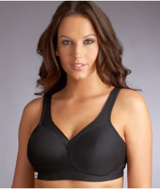 Glamorise Magic Lift Mid Impact Wire-Free Sports Bra