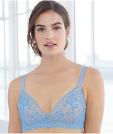 Glamorise The Perfect ''A'' Enhancing Wire-Free Bra