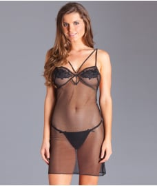 Be Wicked Fleur Chemise Set