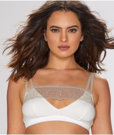 08aa2d4a7d Cosabella Bacall Two-Tone Bralette