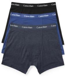 Calvin Klein Cotton Stretch Boxer Brief 3-Pack