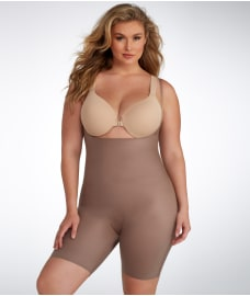 SPANX Plus Size Two Timing Medium Control Reversible Bodysuit