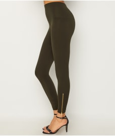 SPANX Look At Me Now Side Zip Leggings