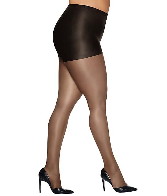 Hanes: Plus Size Silk Reflections Control Top Pantyhose