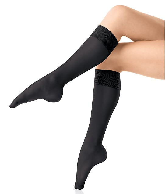 SPANX: Plus Size Hi-Knee Knee Highs 2-Pack