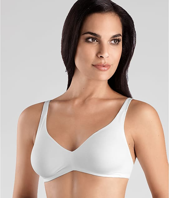 Hanro: Cotton Sensation Wire-Free Bra