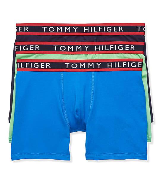 Tommy Hilfiger: Cotton Stretch Boxer Brief 3-Pack