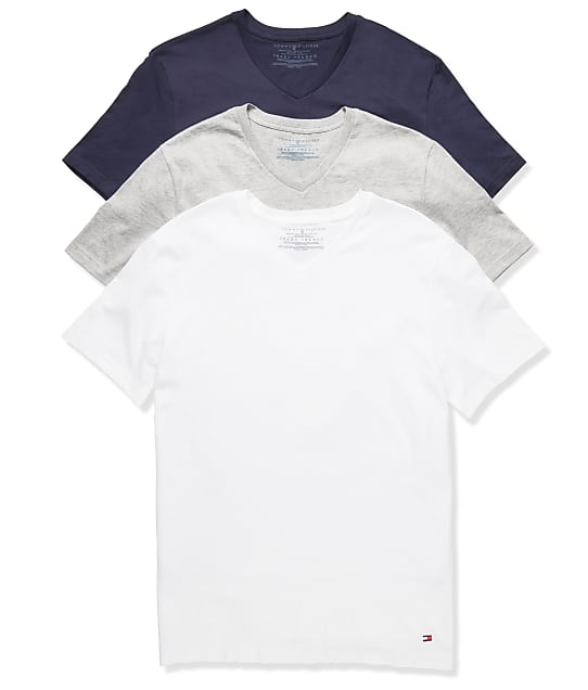 Tommy Hilfiger: Classic Fit T-Shirt 3-Pack