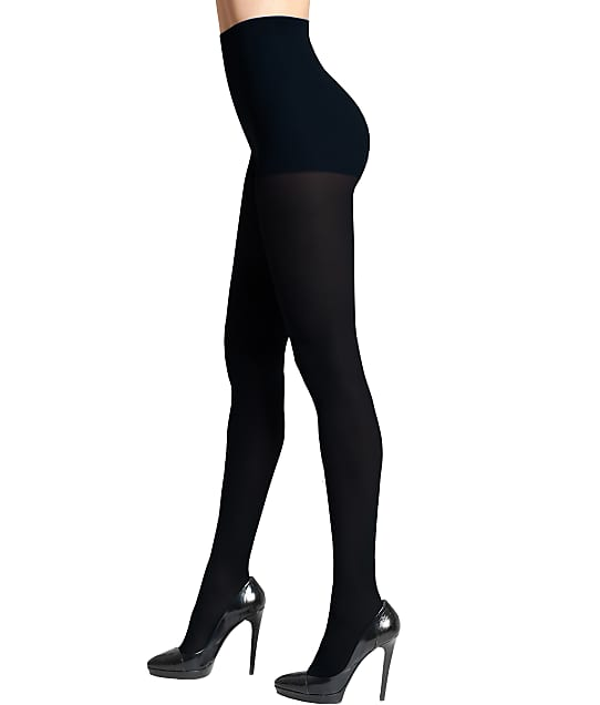 DKNY: Super Opaque Control Top Tights