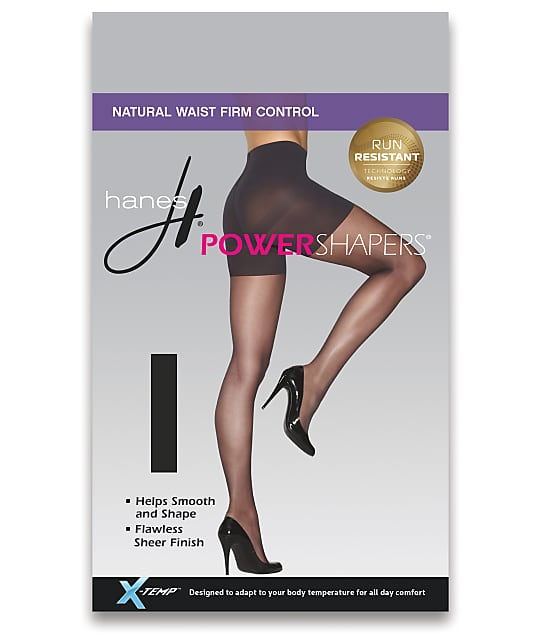 Hanes: Power Shapers Firm Control Pantyhose