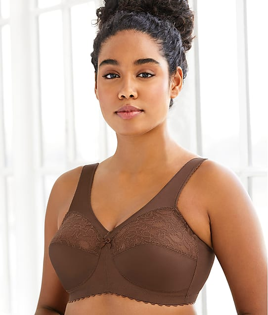 Glamorise: Magic Lift Support Wire-Free Bra