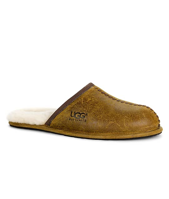 UGG: Men's Scuff Deco Slippers